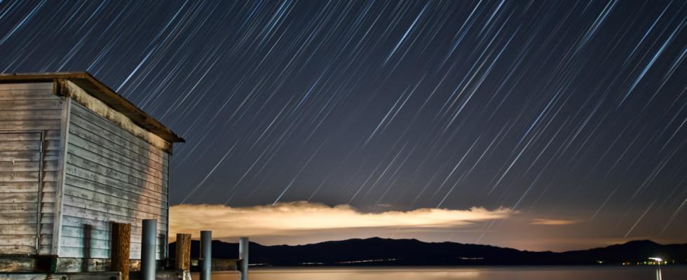 Tahoe Moon Rise