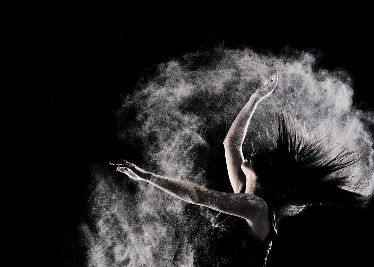 dancing with flour photoshopscaresme