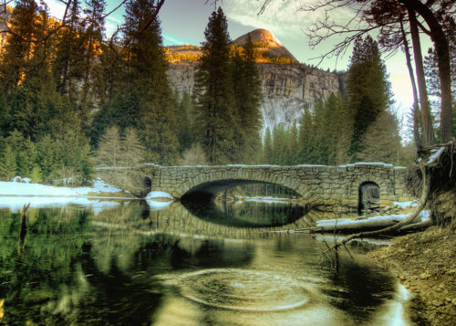 Curry Village Bridge