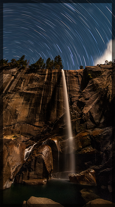 The Best Damn Vernal Falls Photo In The World