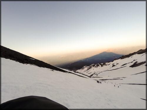 Mountain's Shadow