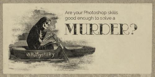 Photoshop Mystery