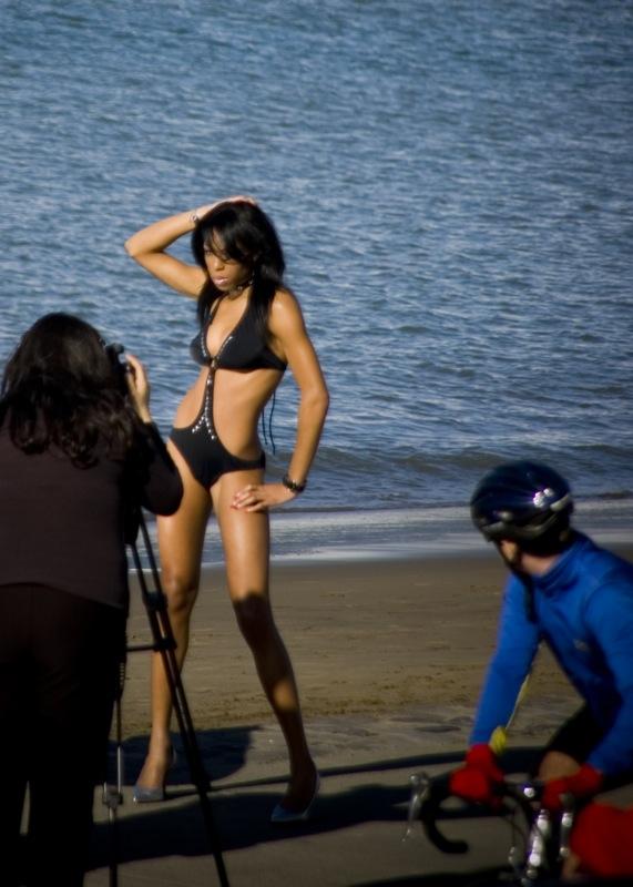 Random Bikini Babe