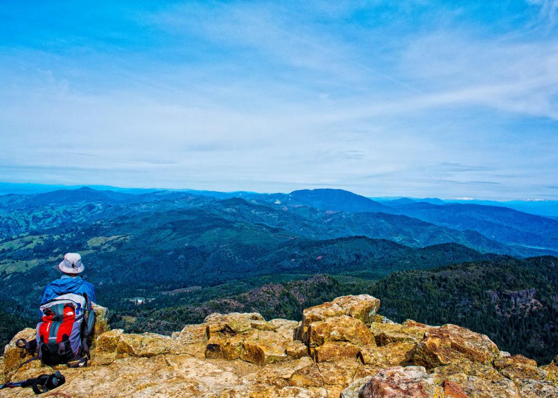 Mt Helana Summit