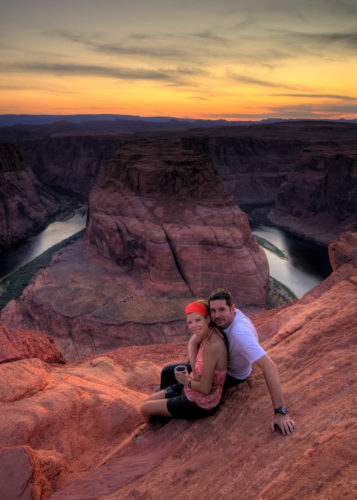 Horseshoe Bend Love