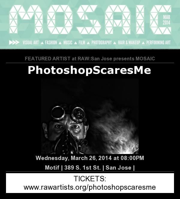 PhotoshopScaresMe Live!